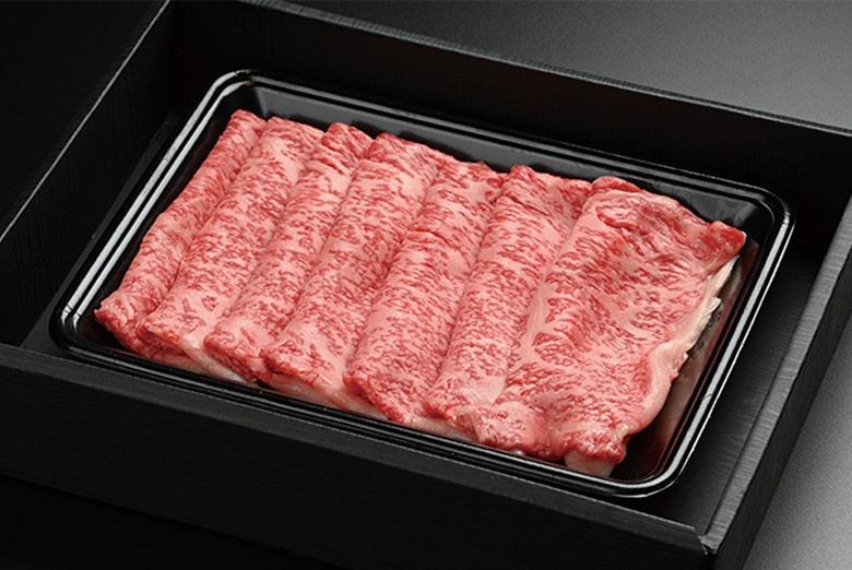仙台牛ロースすき焼き用